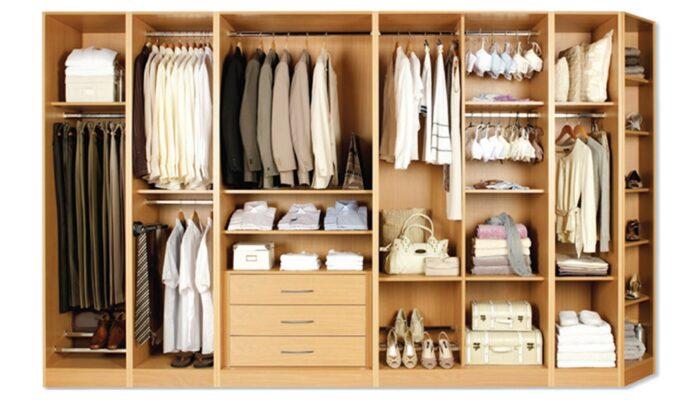 Tủ quần áo mẫu 01