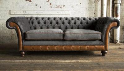 Sofa-văng-nhung-xám-tân-cổ-điển